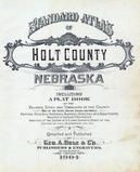 Title Page, Holt County 1904